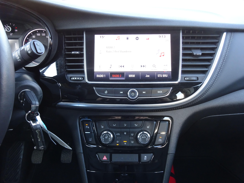 Opel MOKKA X 1.4 turbo innovation navi leder camera 9/15