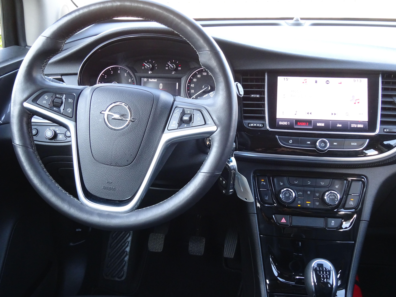 Opel MOKKA X 1.4 turbo innovation navi leder camera 8/15