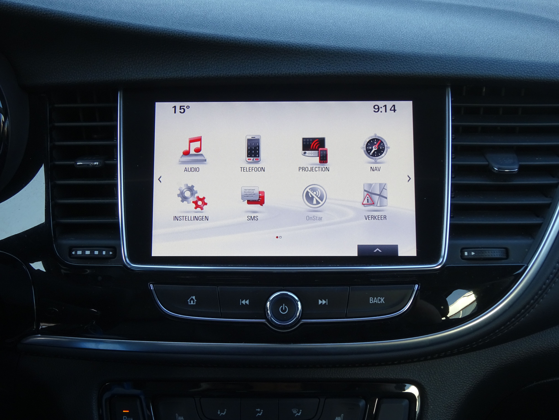 Opel MOKKA X 1.4 turbo innovation navi leder camera 13/15
