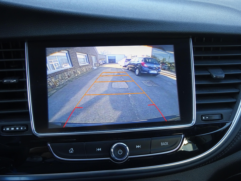 Opel MOKKA X 1.4 turbo innovation navi leder camera 15/15