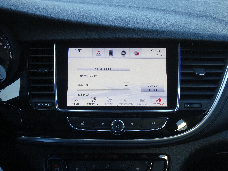 Opel MOKKA X 1.4 turbo innovation navi leder camera 11/15
