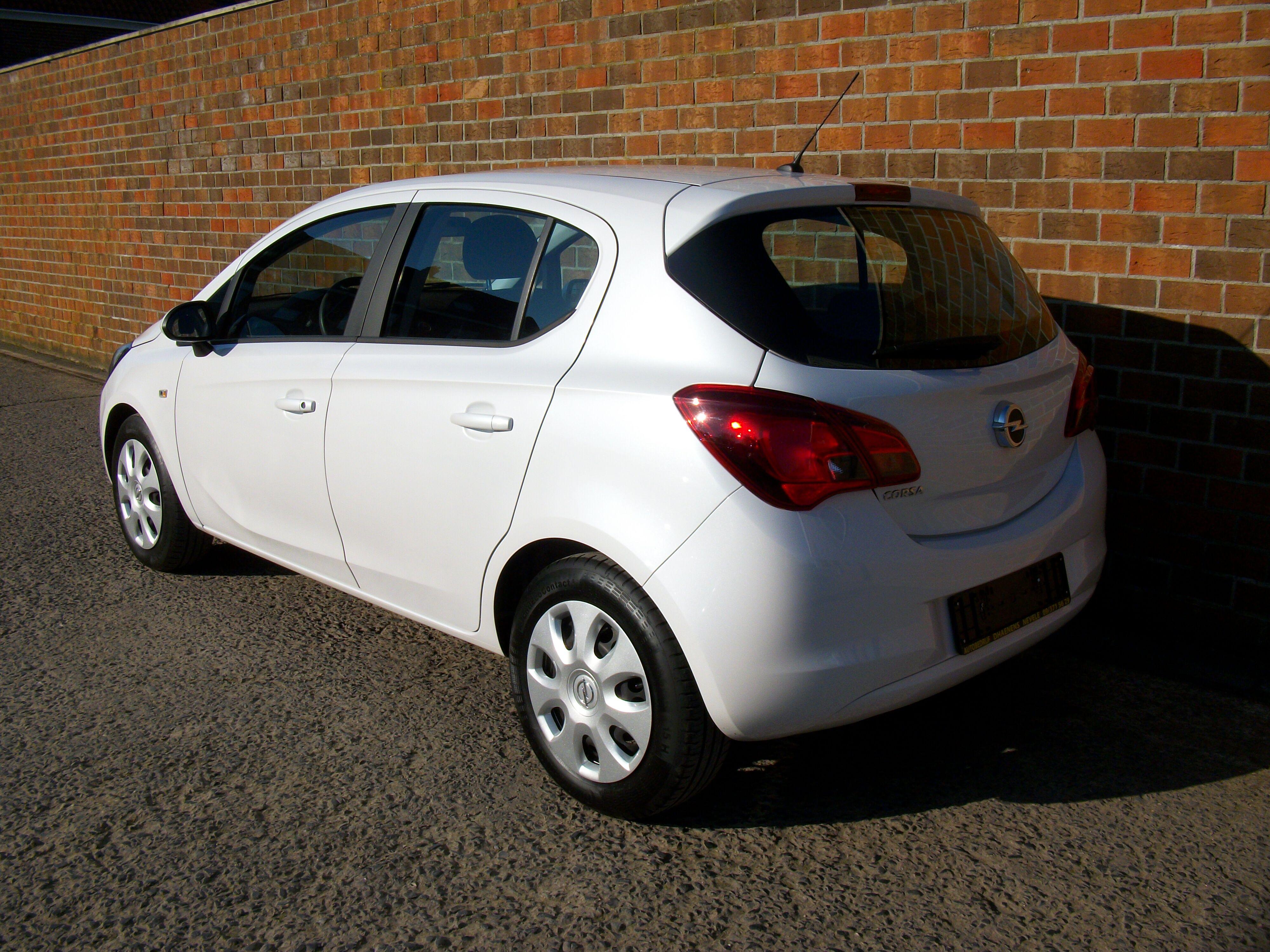 Opel Corsa CORSA E 1.2 Benz. - 5 deur 2/15