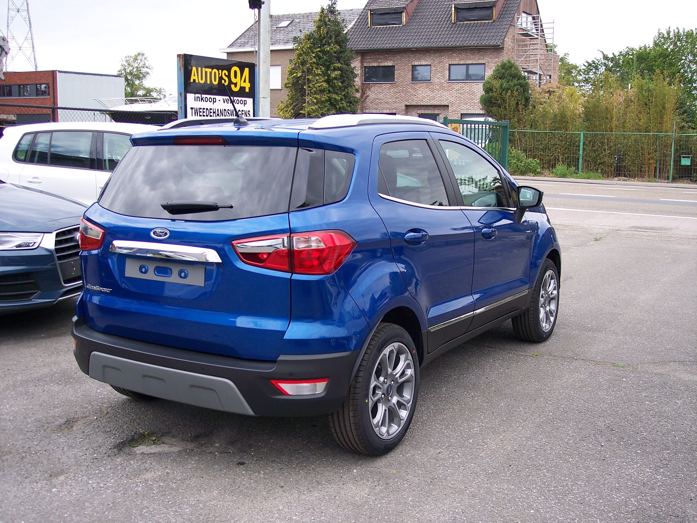 Ford ECOSPORT 1.0 ECOBOOST TITANIUM 125 4/10