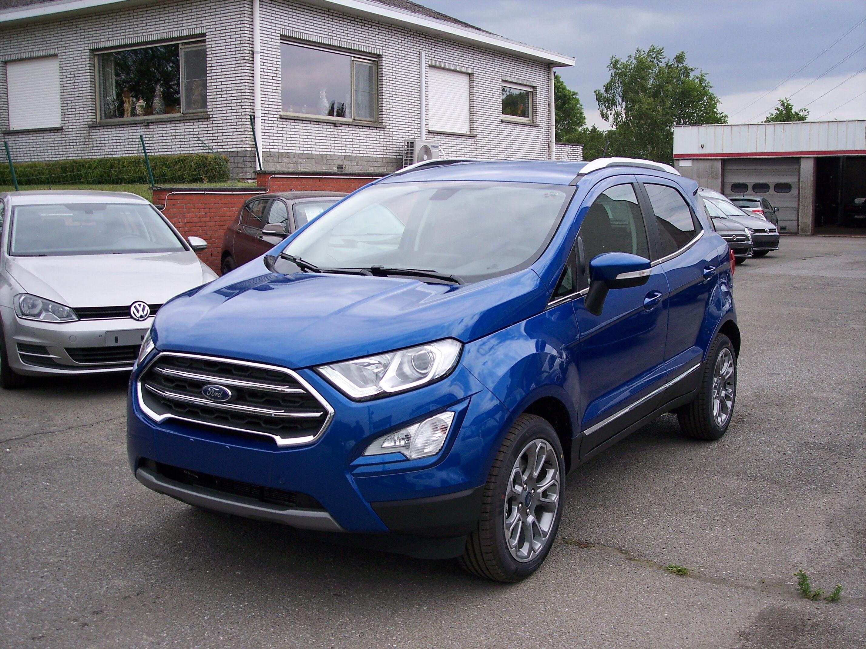 Ford ECOSPORT 1.0 ECOBOOST TITANIUM 125 1/10