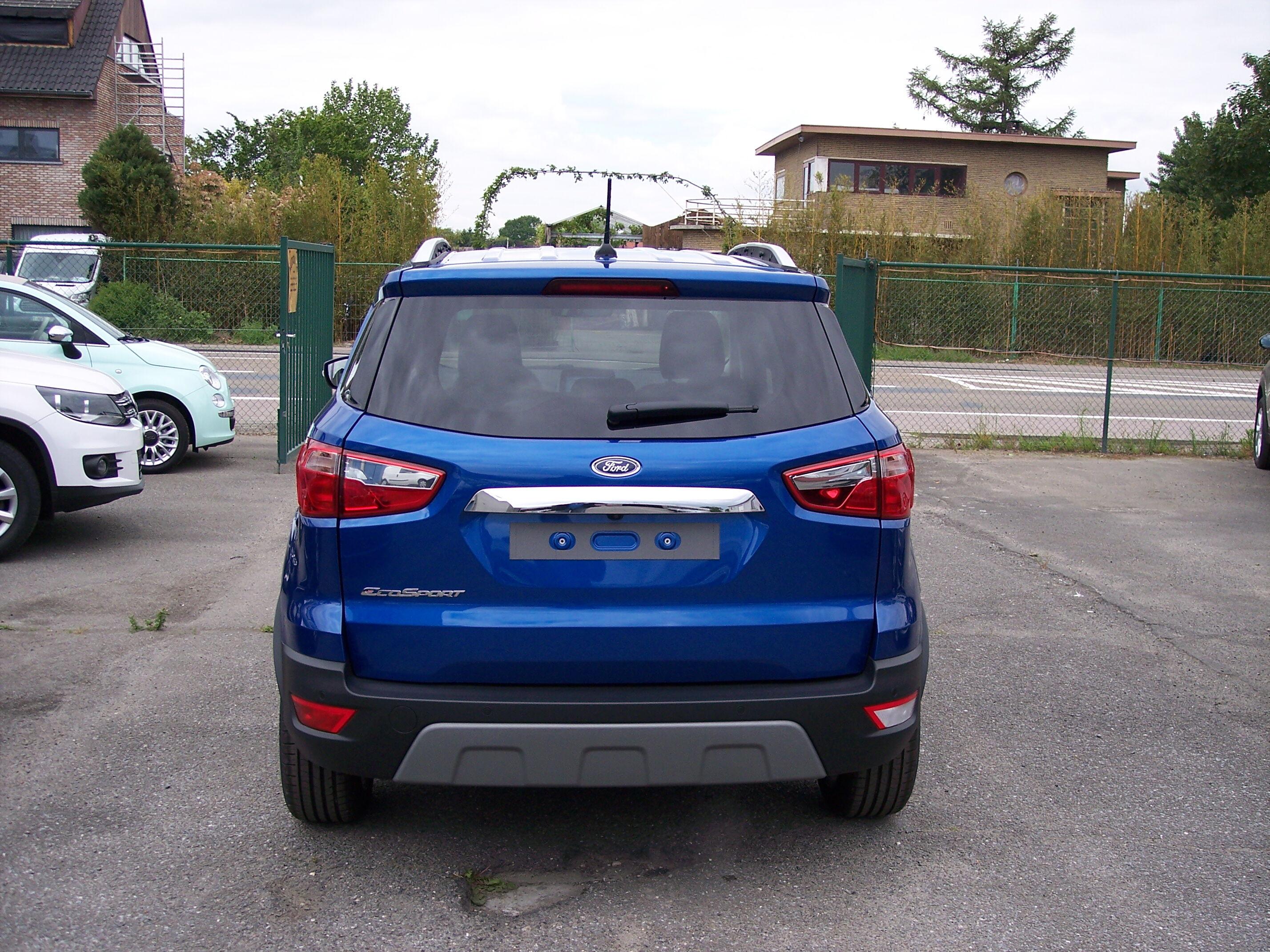 Ford ECOSPORT 1.0 ECOBOOST TITANIUM 125 5/10