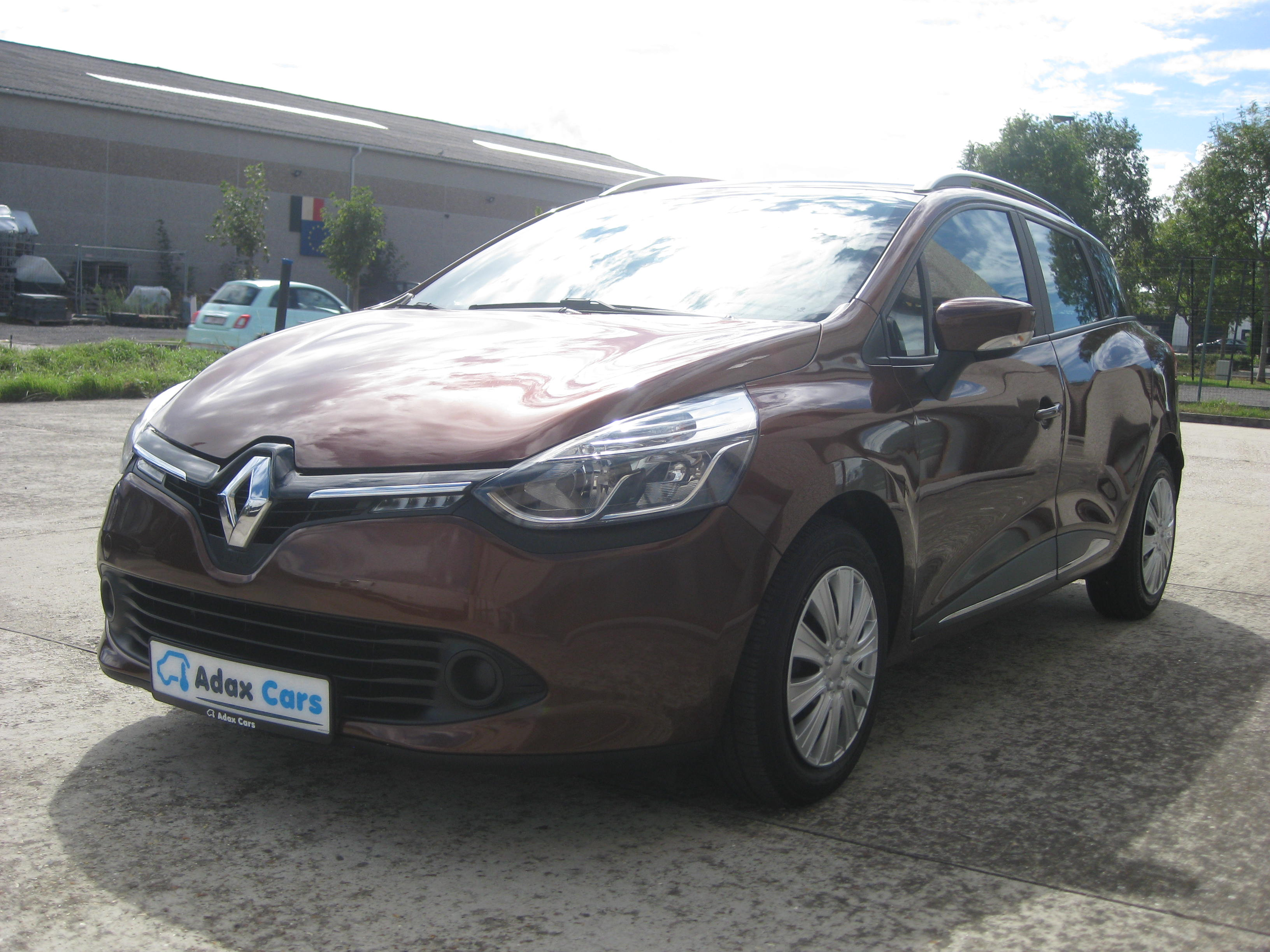 Renault Clio grand tour 0.9 TCE   Airco,navigatie,...