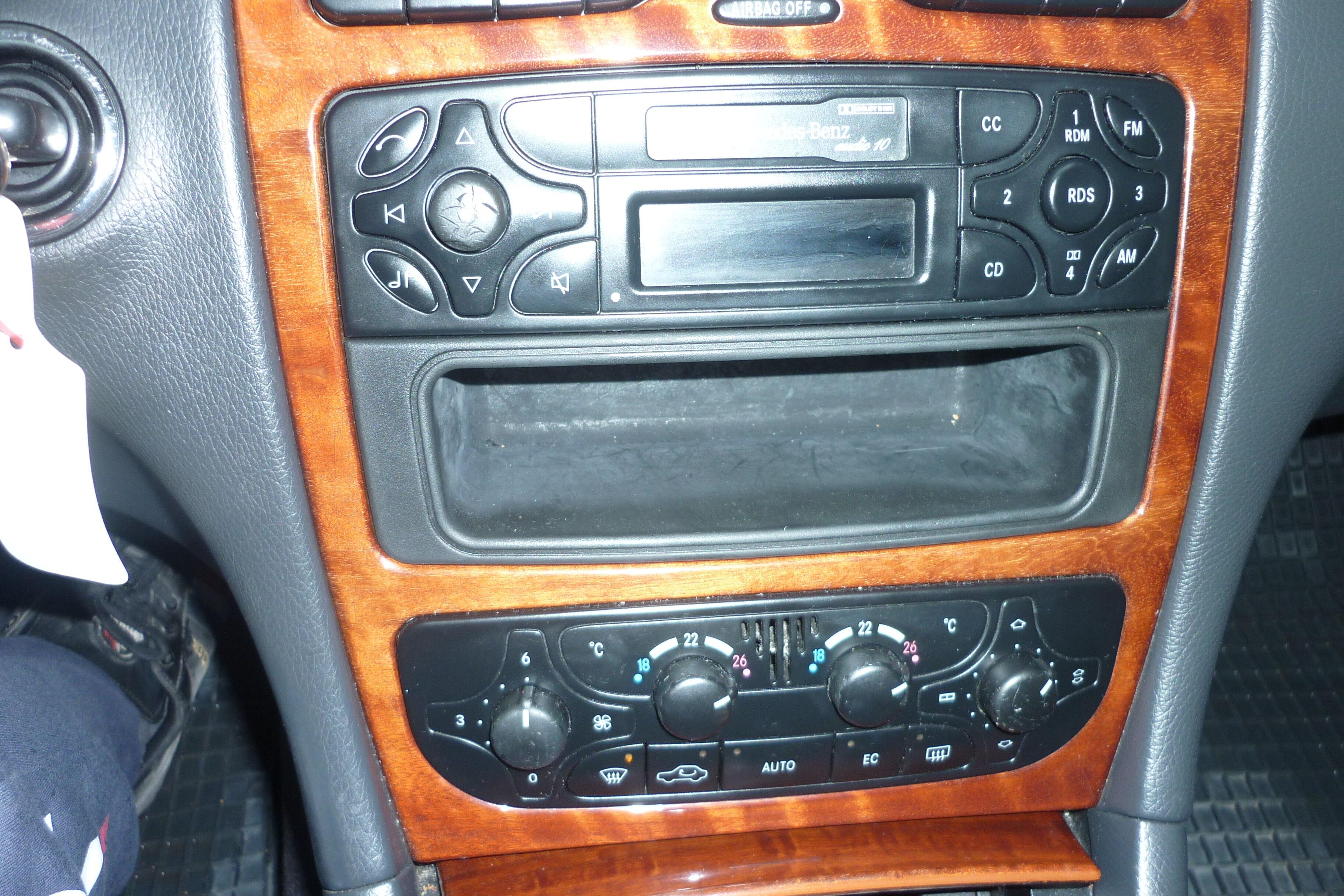Mercedes C 200 8/10