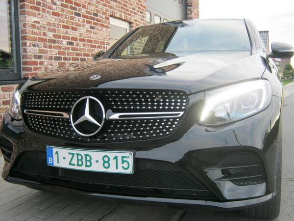 Mercedes GLC 250 AMG