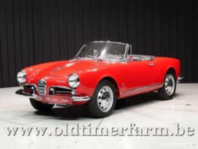 Alfa Romeo Giulietta 1300 Spider \