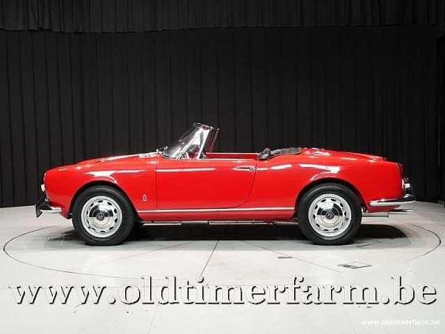 Alfa Romeo Giulietta 1300 Spider '62 15/30