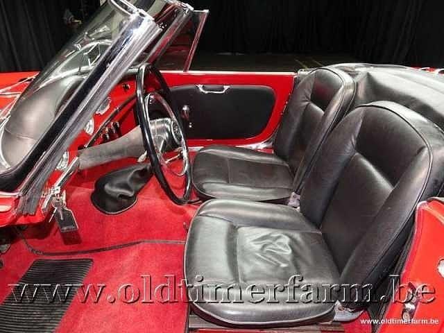 Alfa Romeo Giulietta 1300 Spider '62 3/30