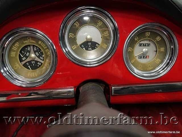 Alfa Romeo Giulietta 1300 Spider '62 4/30