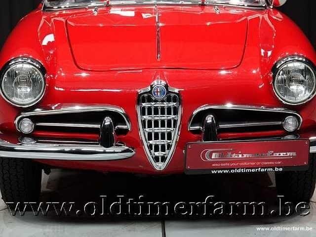 Alfa Romeo Giulietta 1300 Spider '62 7/30