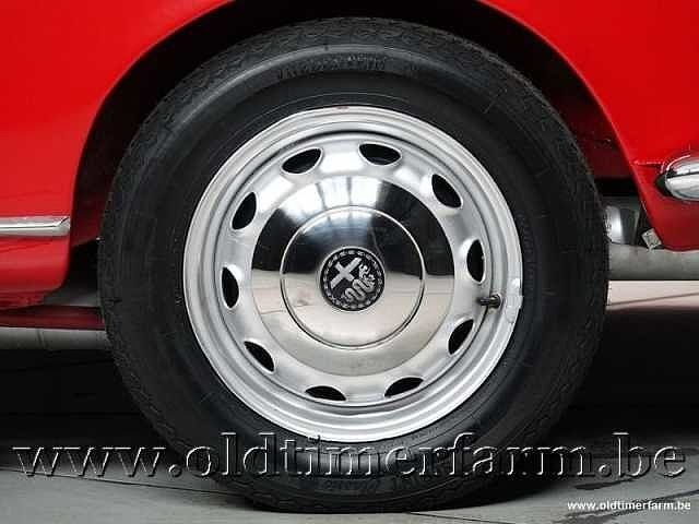 Alfa Romeo Giulietta 1300 Spider '62 9/30