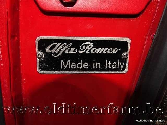 Alfa Romeo Giulietta 1300 Spider '62 16/30