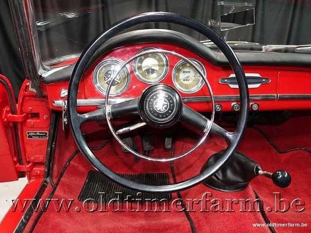 Alfa Romeo Giulietta 1300 Spider '62 18/30