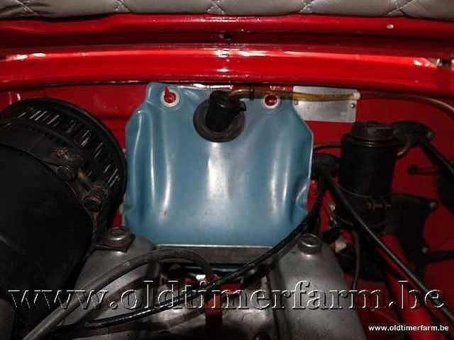 Alfa Romeo Giulietta 1300 Spider '62 26/30
