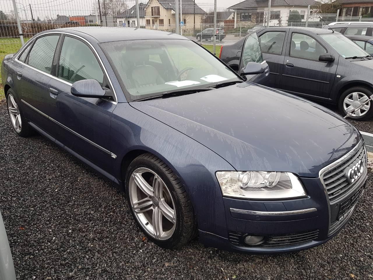Audi A8 10/12