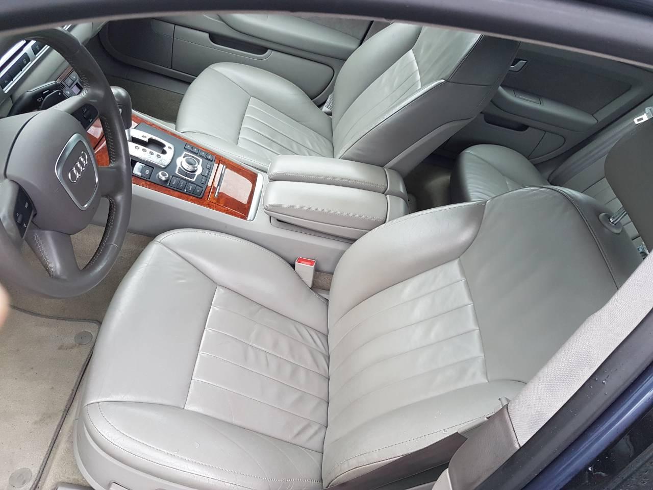 Audi A8 9/12