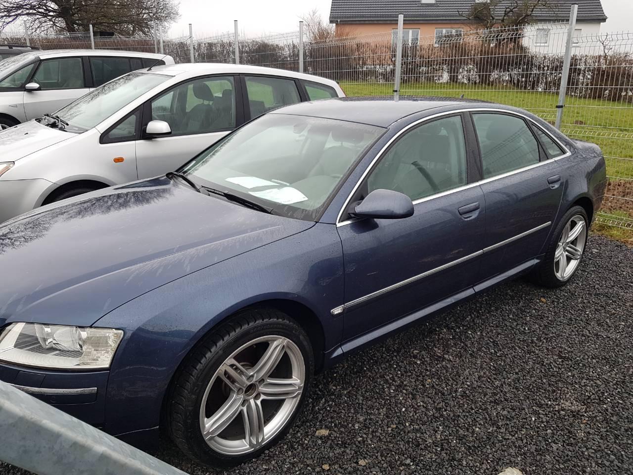 Audi A8 8/12