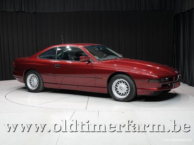 BMW 850 850Ci '93 3/30