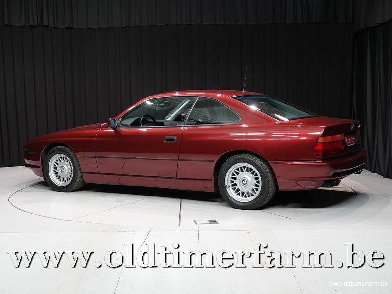 BMW 850 850Ci '93 4/30