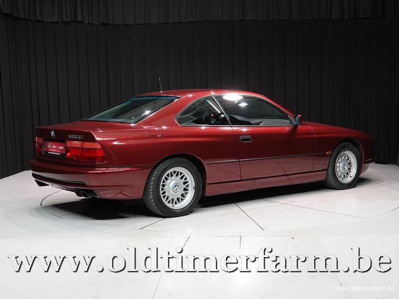 BMW 850 850Ci '93 2/30