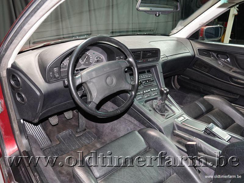 BMW 850 850Ci '93 10/30