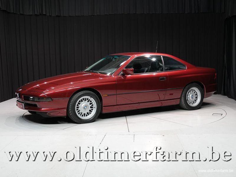 BMW 850 850Ci '93 1/30