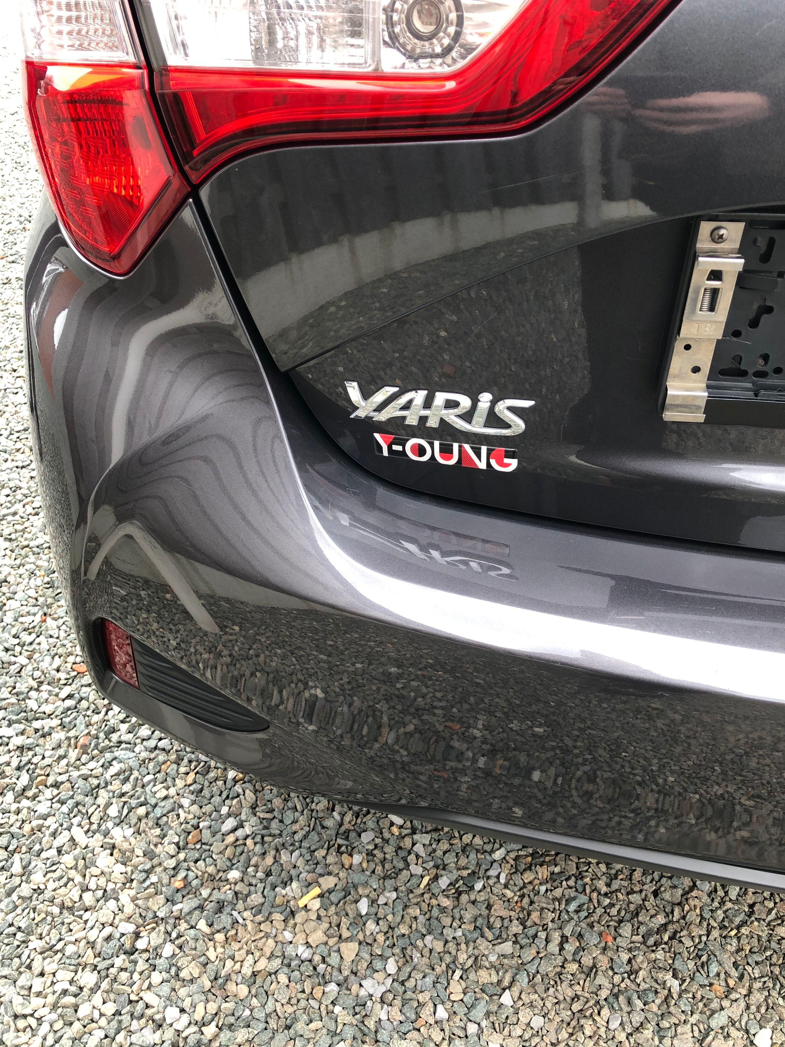 Toyota Yaris young 9/9