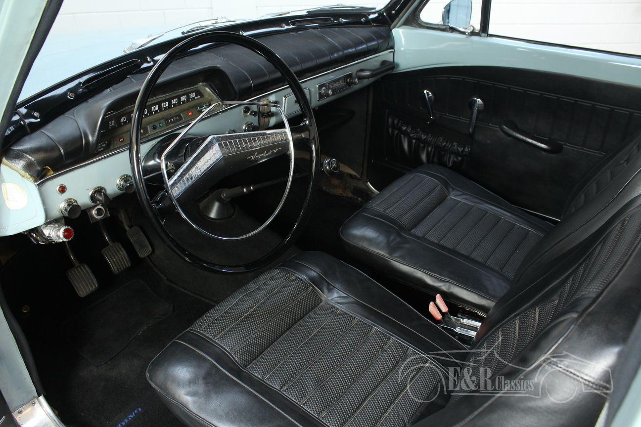 Volvo Amazon 1965 Horizon blue 3/30