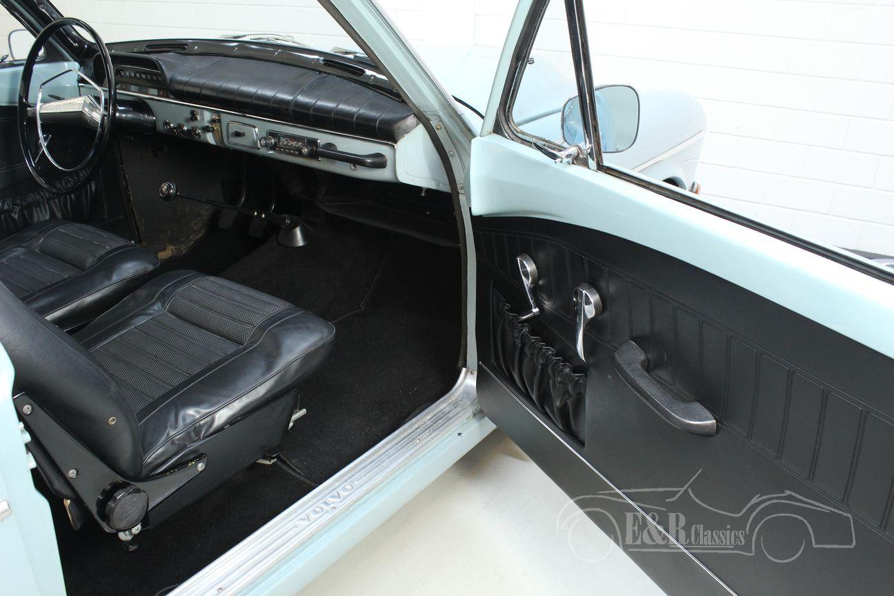 Volvo Amazon 1965 Horizon blue 22/30