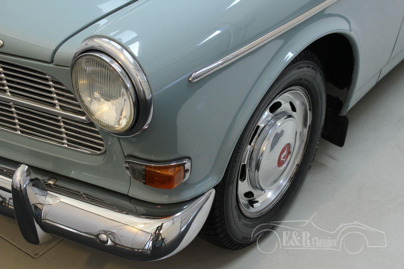 Volvo Amazon 1965 Horizon blue 8/30