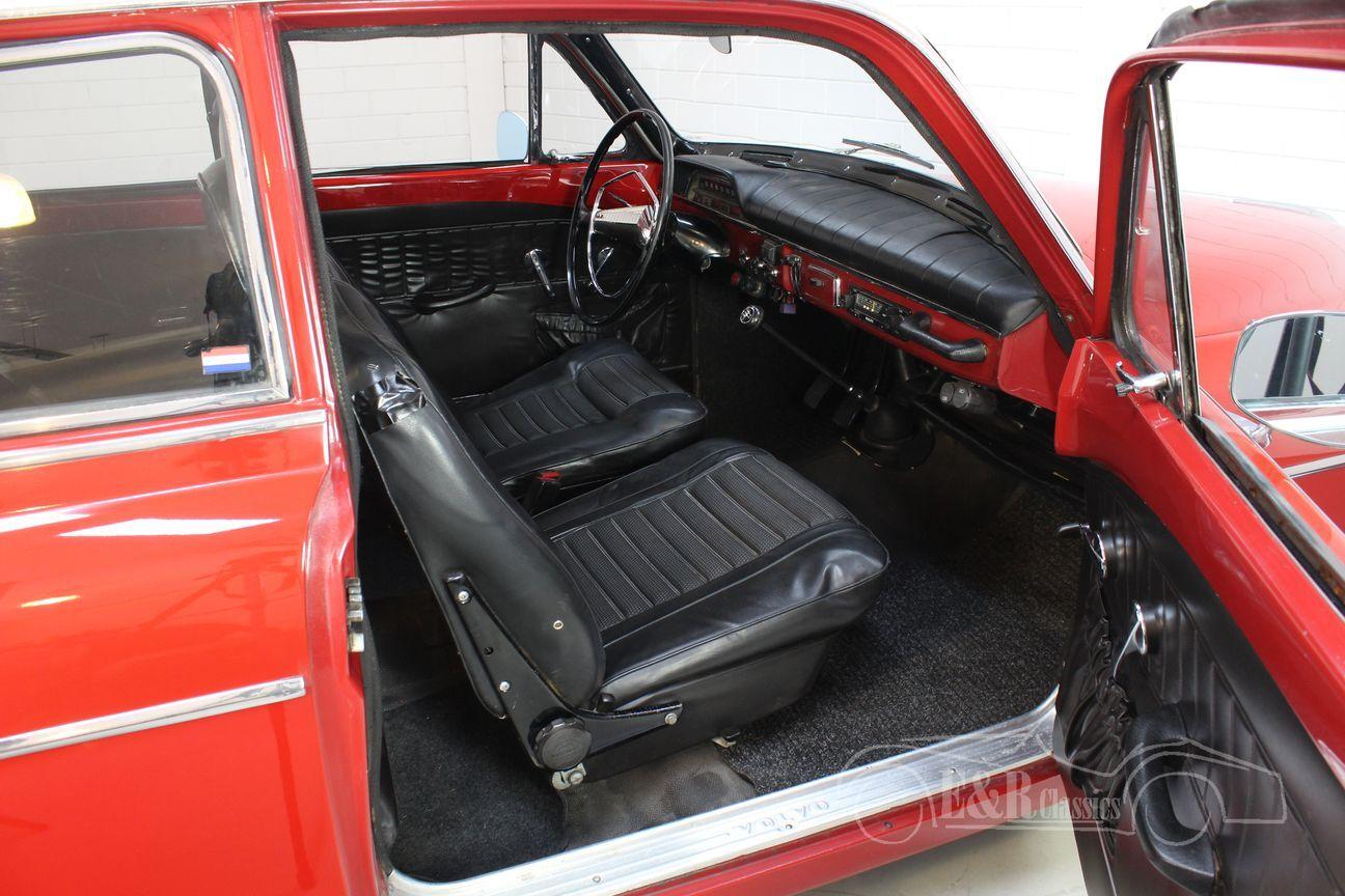 Volvo Amazon 121 1967 B18 motor 17/20