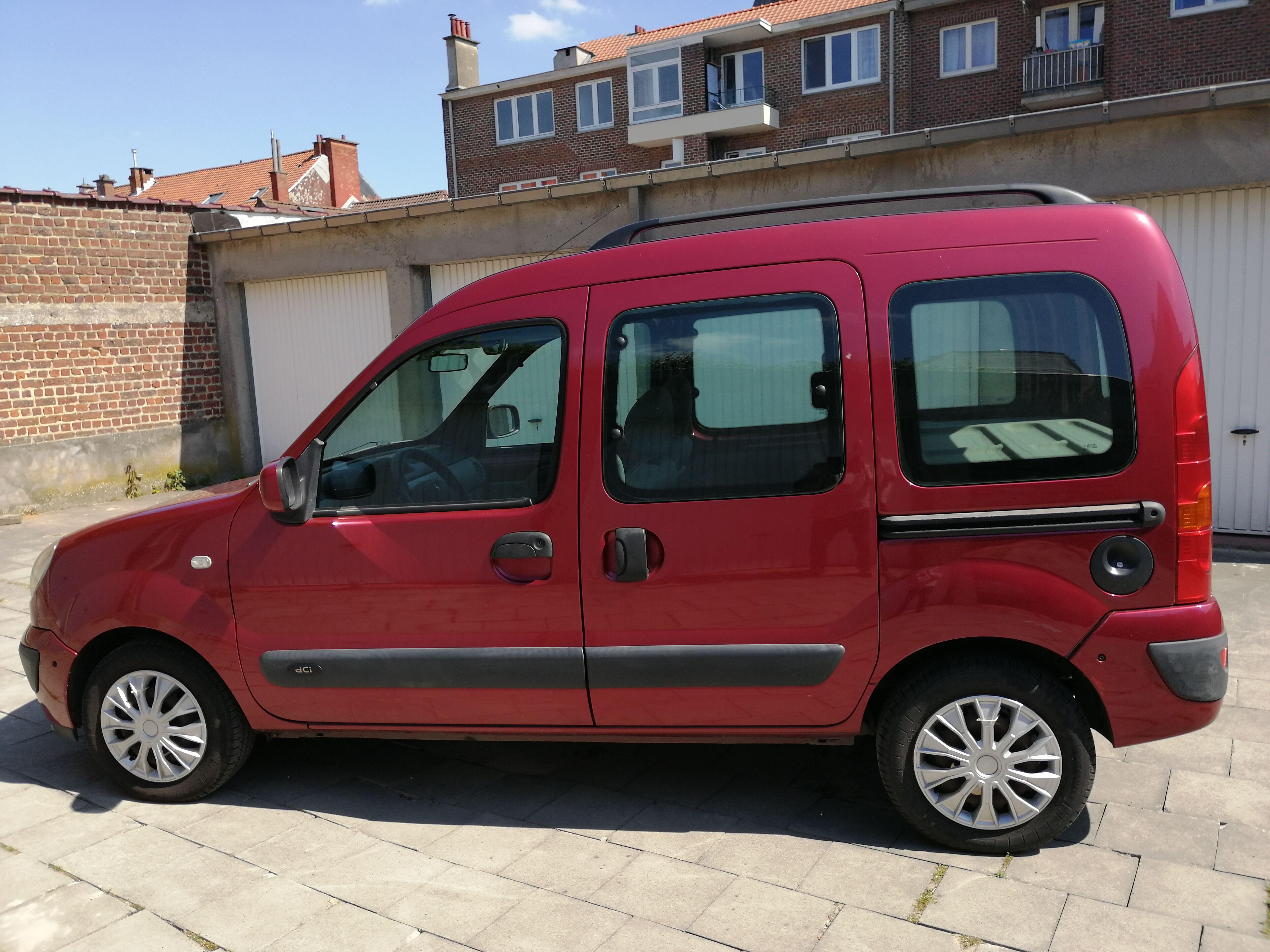 Renault Kangoo 1500 DCI 62 KW 85 CV AIRCO 6/19