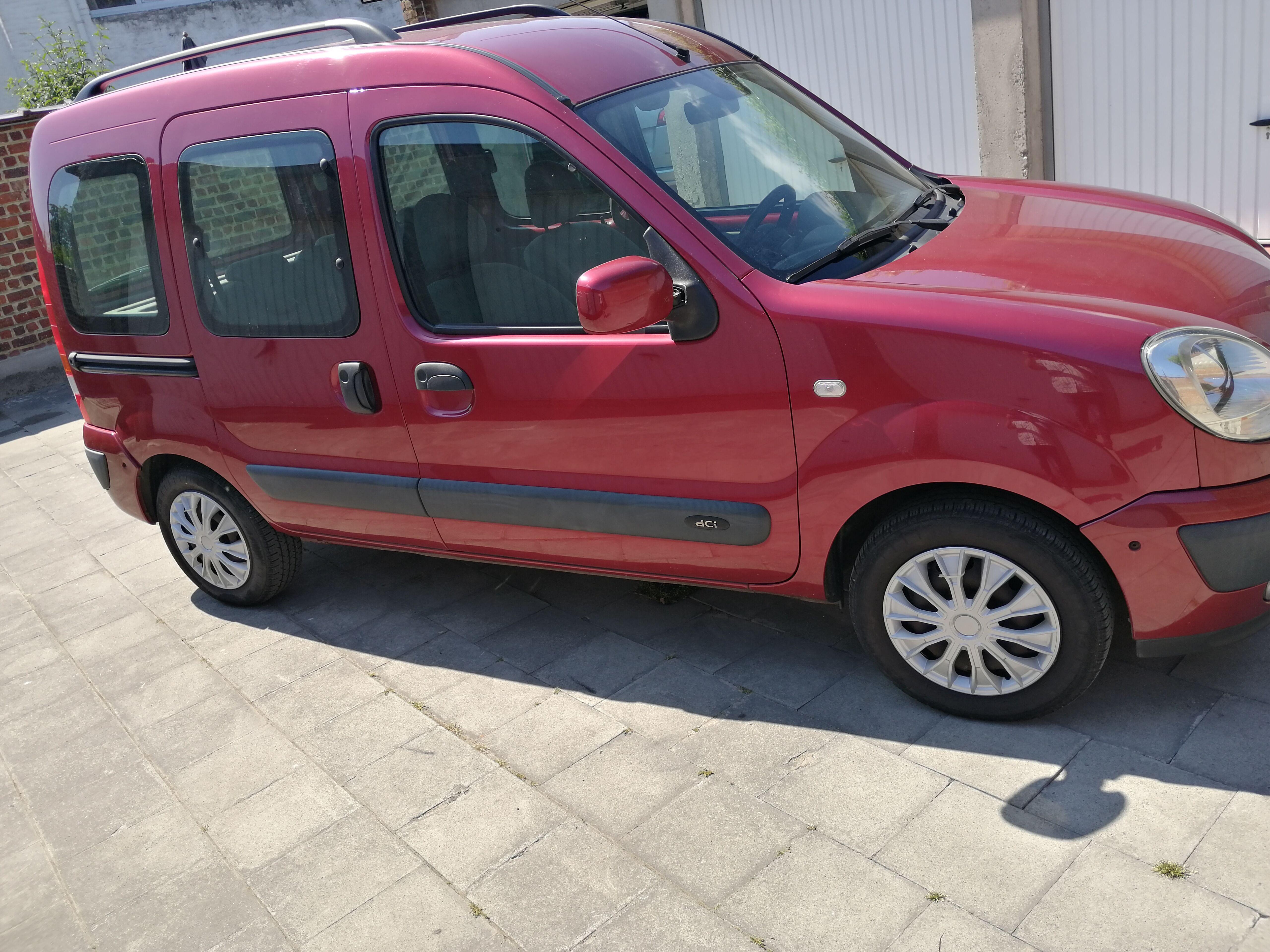 Renault Kangoo 1500 DCI 62 KW 85 CV AIRCO 5/19