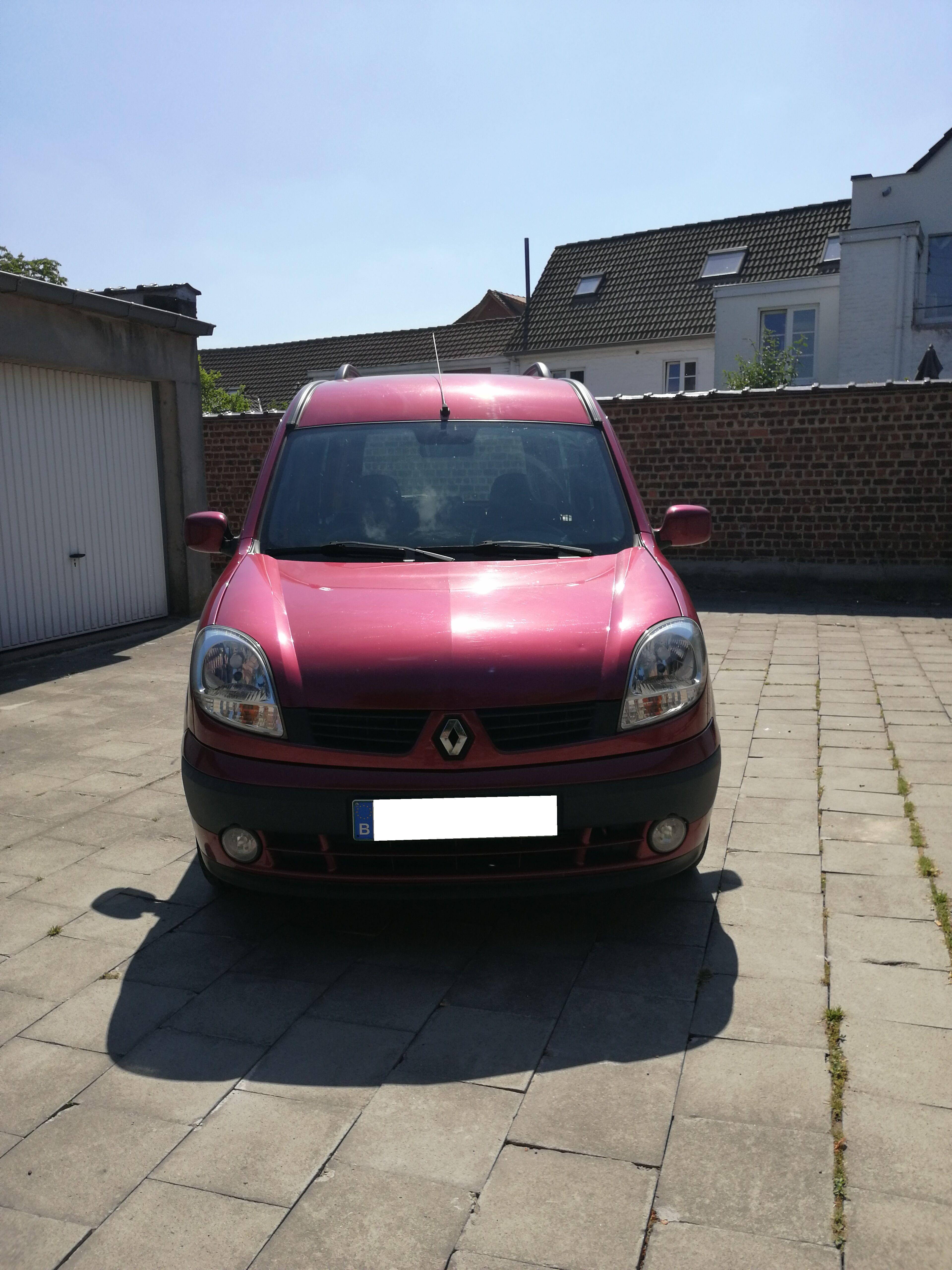 Renault Kangoo 1500 DCI 62 KW 85 CV AIRCO 1/19