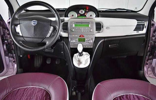 Lancia Ypsilon 3/4