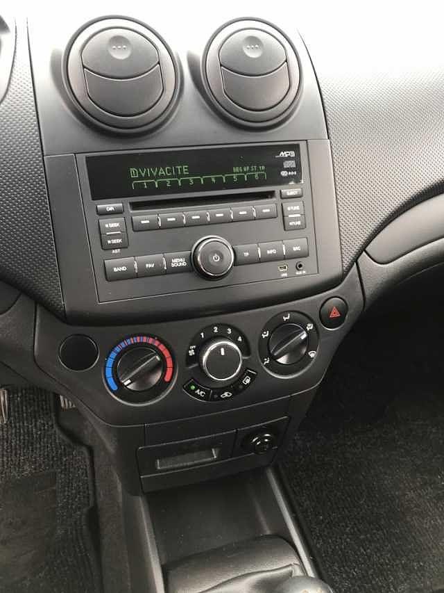 Chevrolet Aveo 6/8