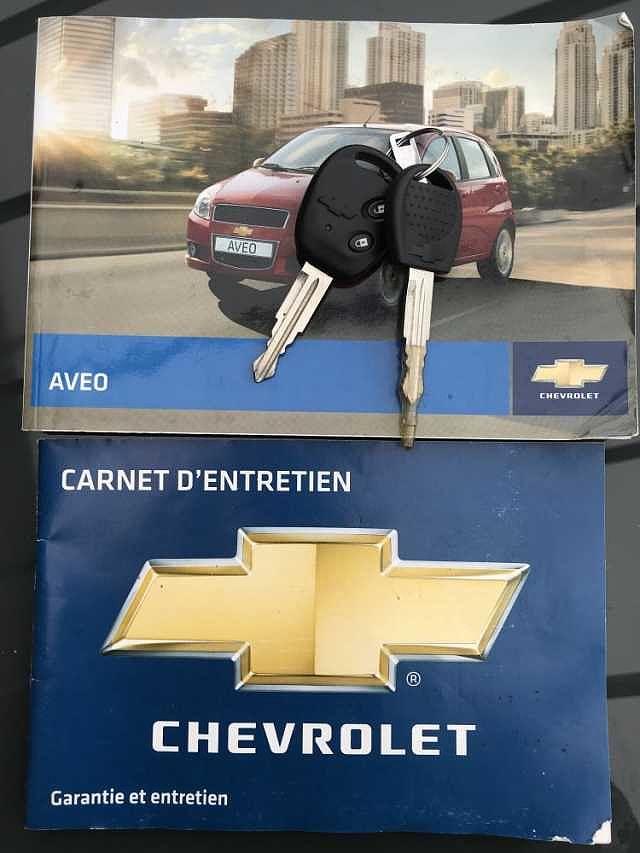 Chevrolet Aveo 8/8