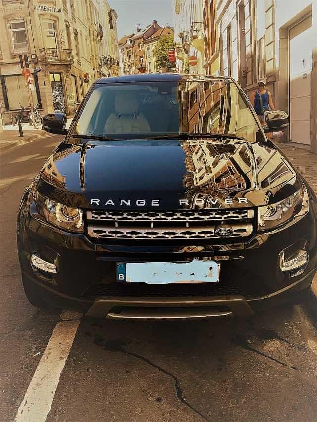 Land Rover Range Rover Evoque 1/3