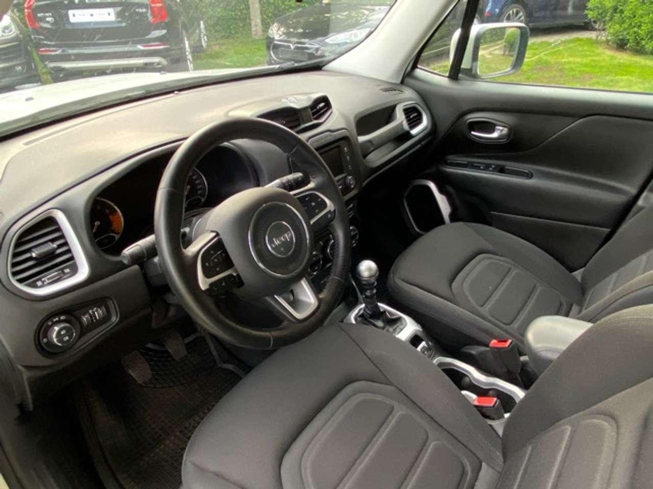 Jeep Renegade 1.4 Turbo 4x2 Limited- Navi- Airco-Benzine 13/15
