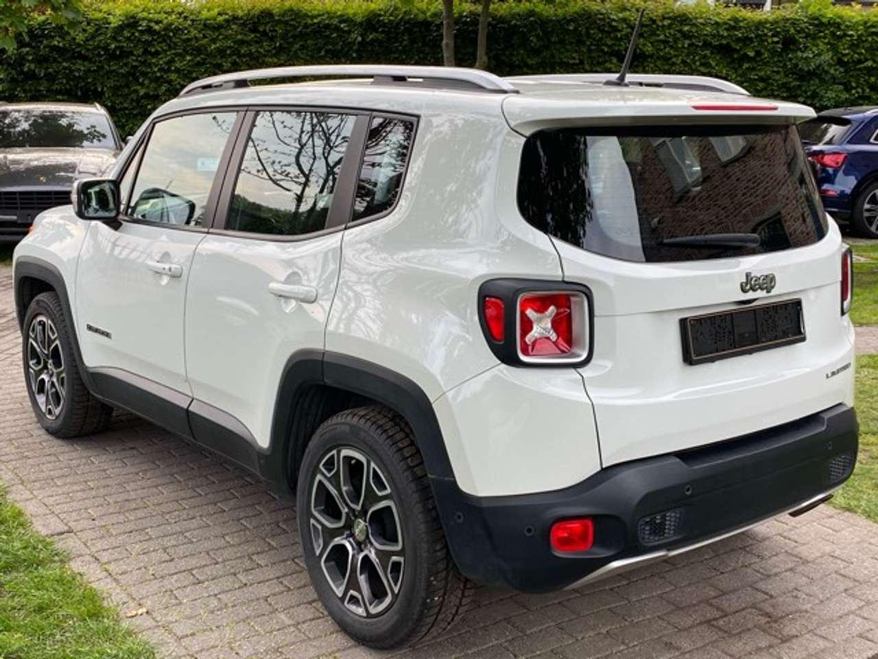 Jeep Renegade 1.4 Turbo 4x2 Limited- Navi- Airco-Benzine 9/15