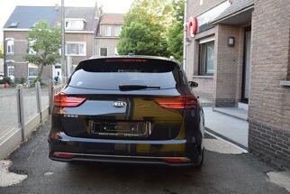 Kia Ceed Sportswagon 1.4i More NAVI - LEDER - CR.CONTR - PDC+CAMERA