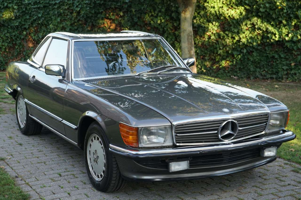 Mercedes SL 300 Belgian car ! 1 owner ! Full history km. 1/14