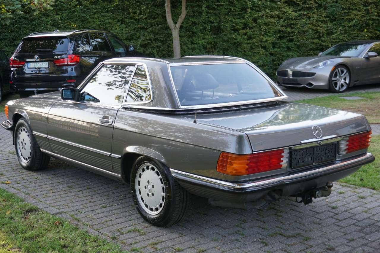Mercedes SL 300 Belgian car ! 1 owner ! Full history km. 10/14