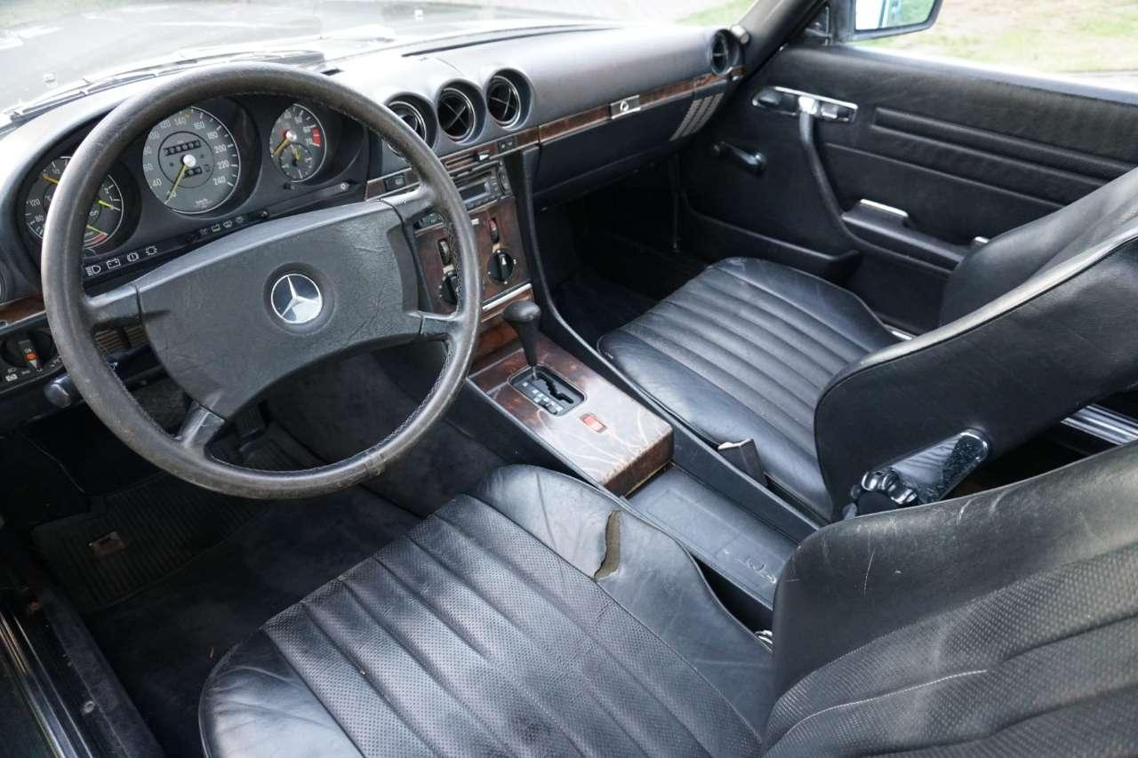 Mercedes SL 300 Belgian car ! 1 owner ! Full history km. 13/14