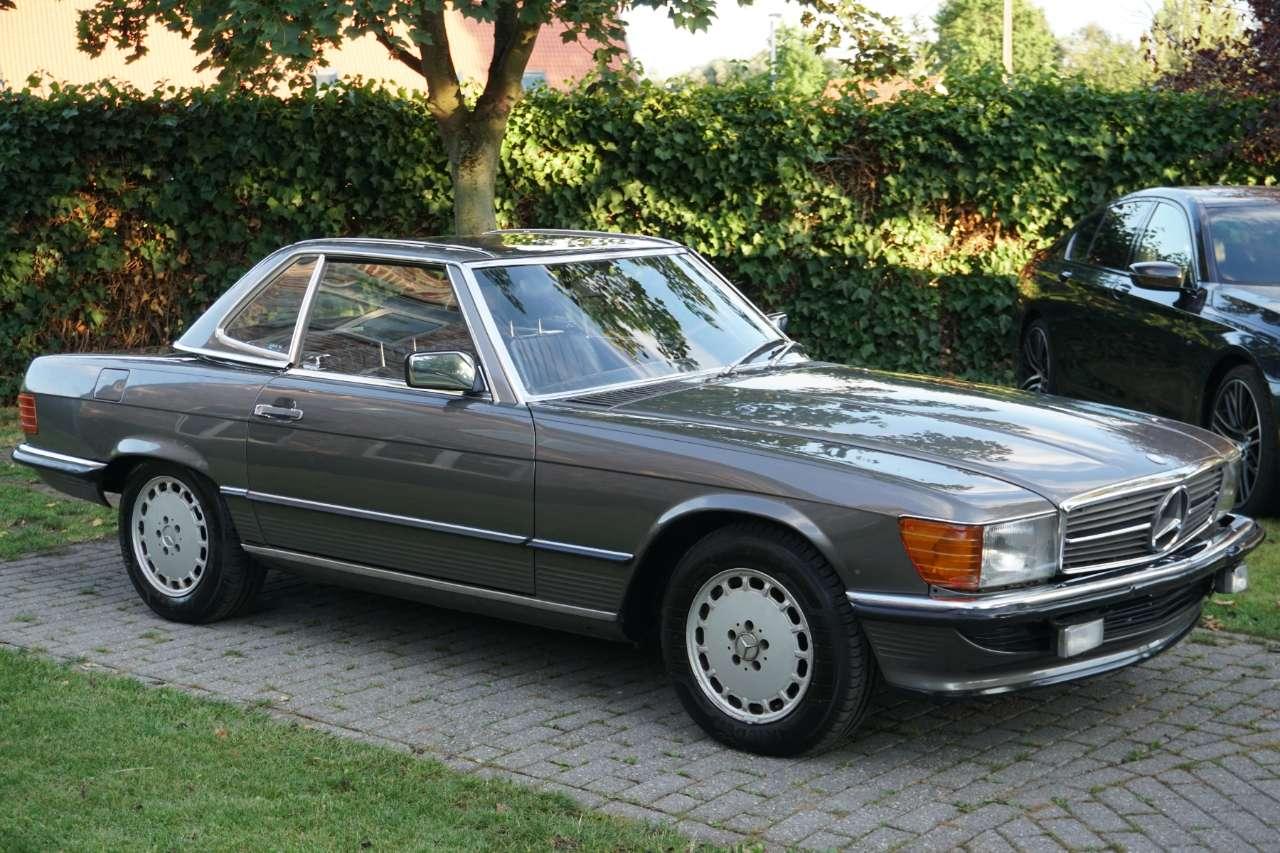 Mercedes SL 300 Belgian car ! 1 owner ! Full history km. 3/14