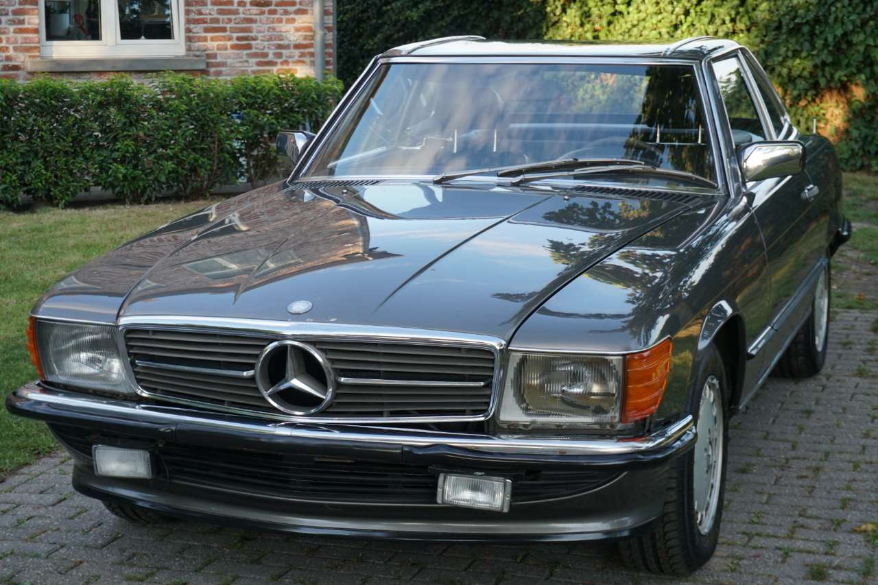 Mercedes SL 300 Belgian car ! 1 owner ! Full history km. 5/14