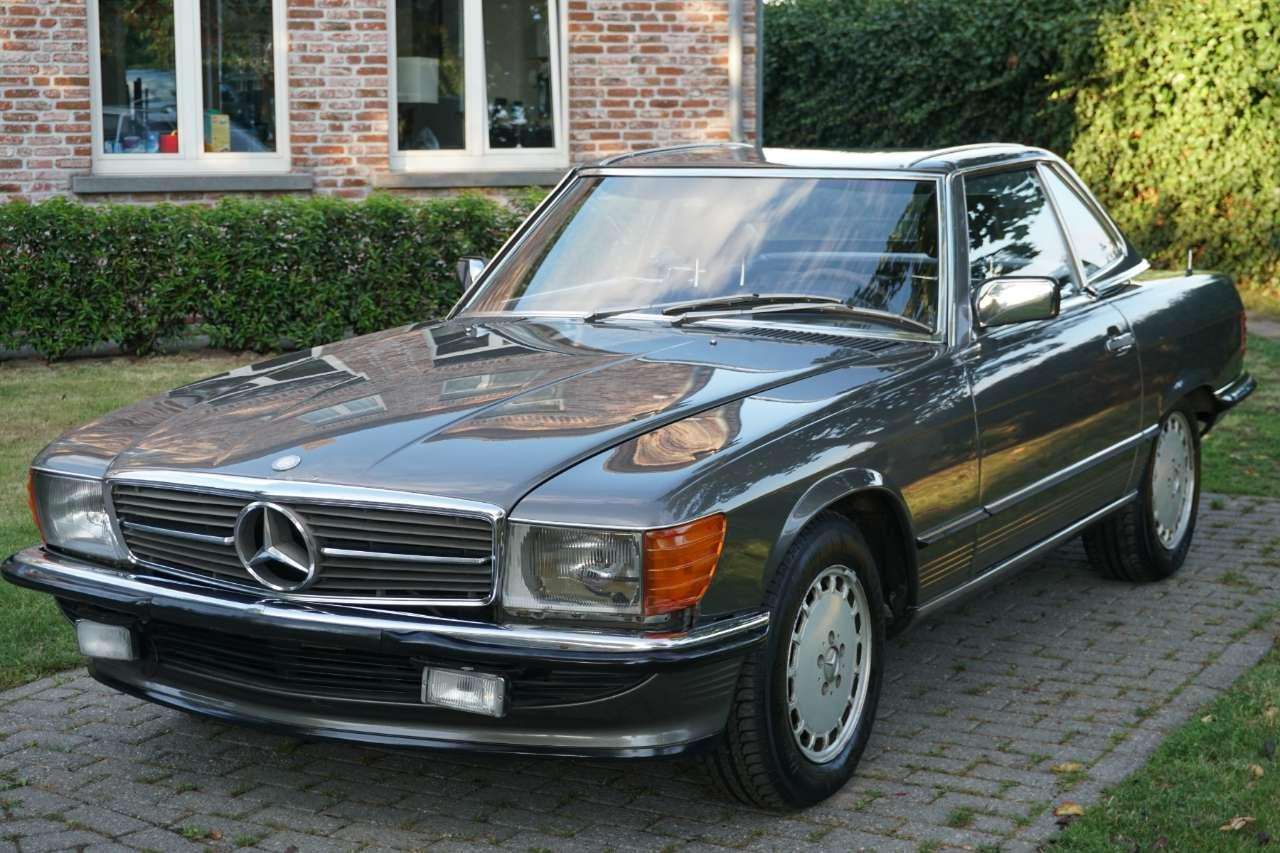 Mercedes SL 300 Belgian car ! 1 owner ! Full history km. 6/14